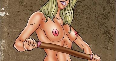 Horny dickgirls04